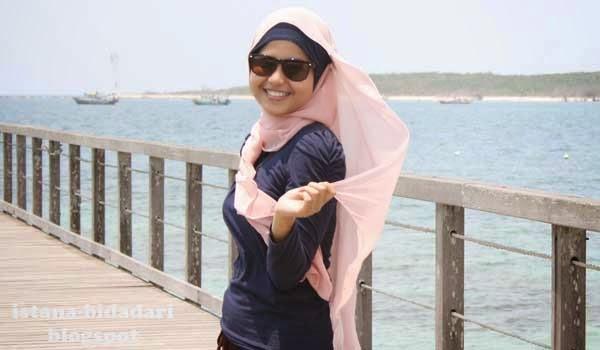 Kumpulan Video Tutorial Tata Cara Memakai Jilbab Black