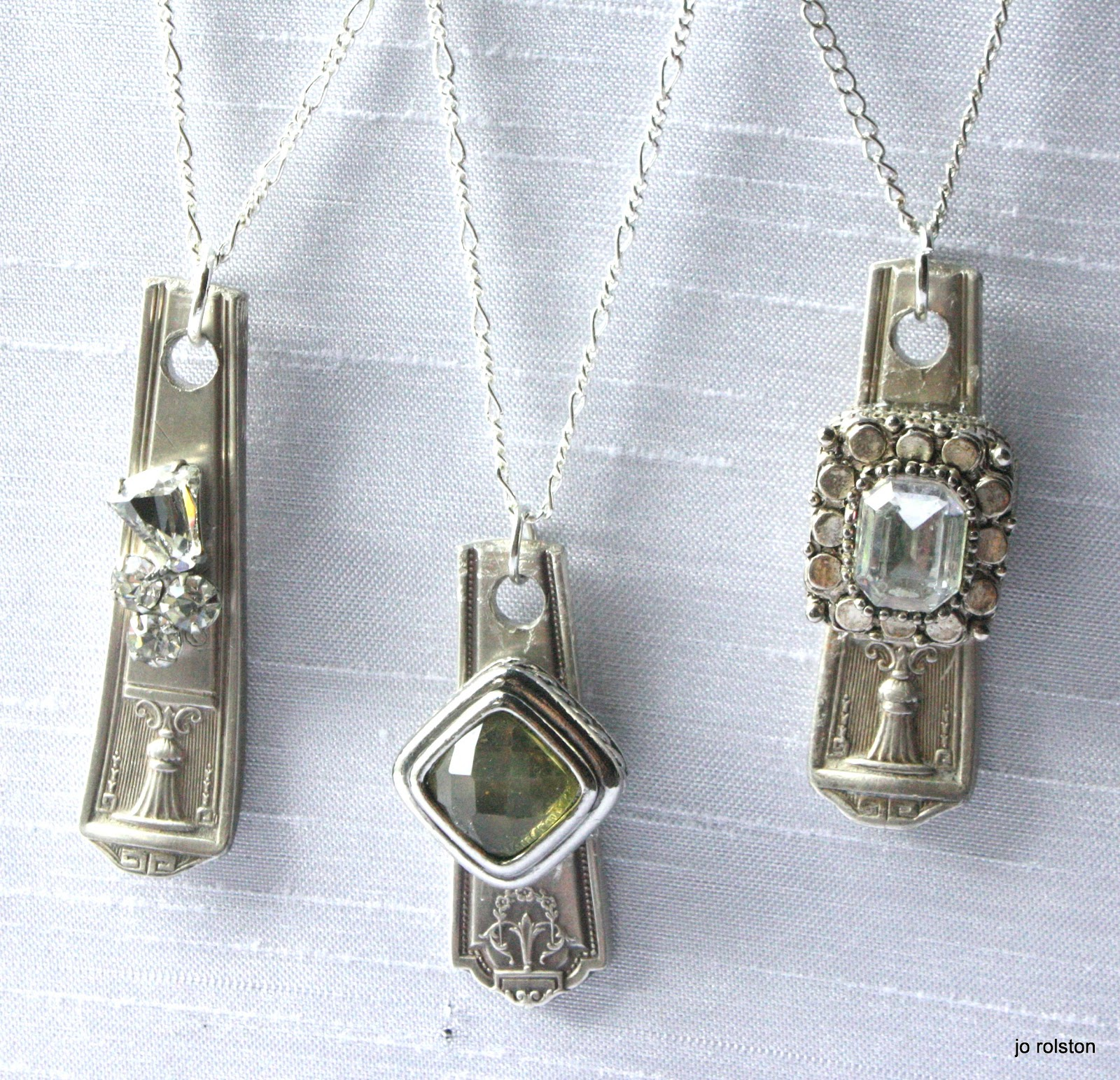 Joro Designs: Junk Jewelry