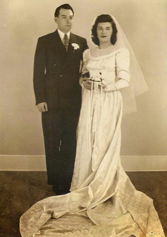 The Heirloom Wedding Dress Makeover