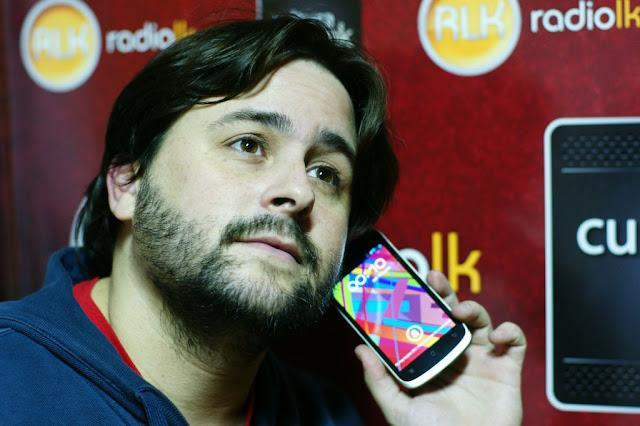 Augusto Huawei Cultura Geek