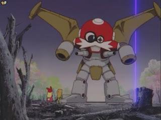 Gamigami, personagem de Popolocrois Monogatari