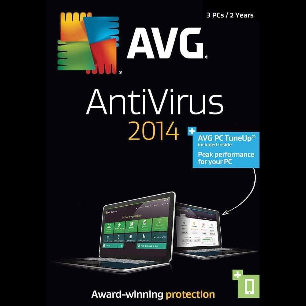 Free AVG AntiVirus 2014 2014.0.4116 Download Link