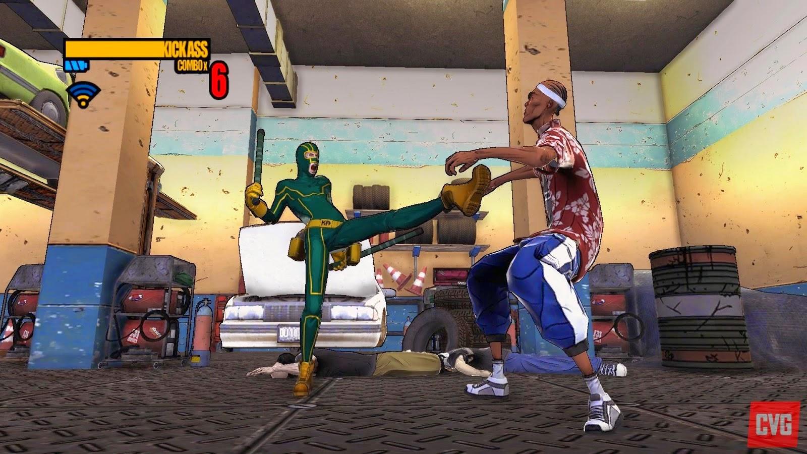 Game PC Kick Ass 2