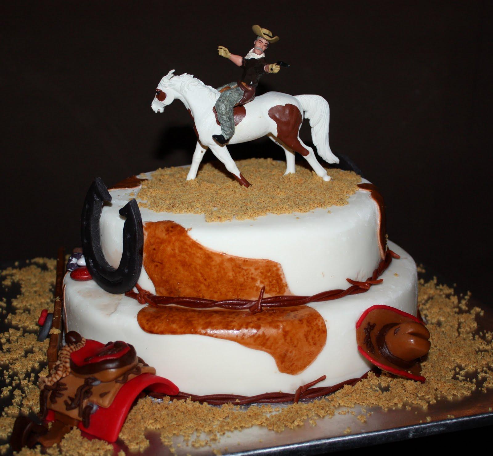 The Cake Mama Cowboy Cake