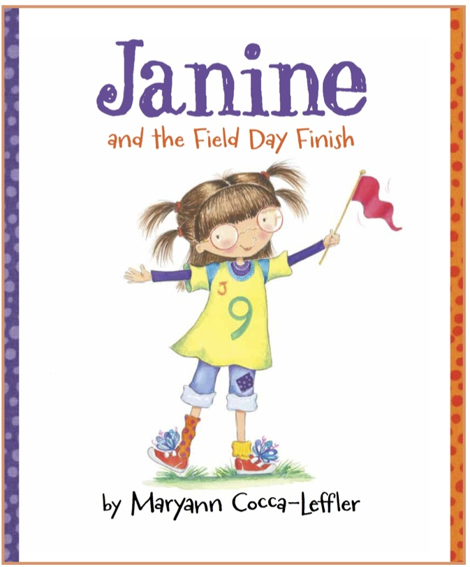The Newest Janine Book!