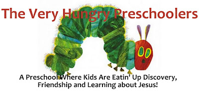 The Very Hungry Preschoolers