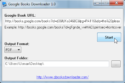 Google-books-downloader