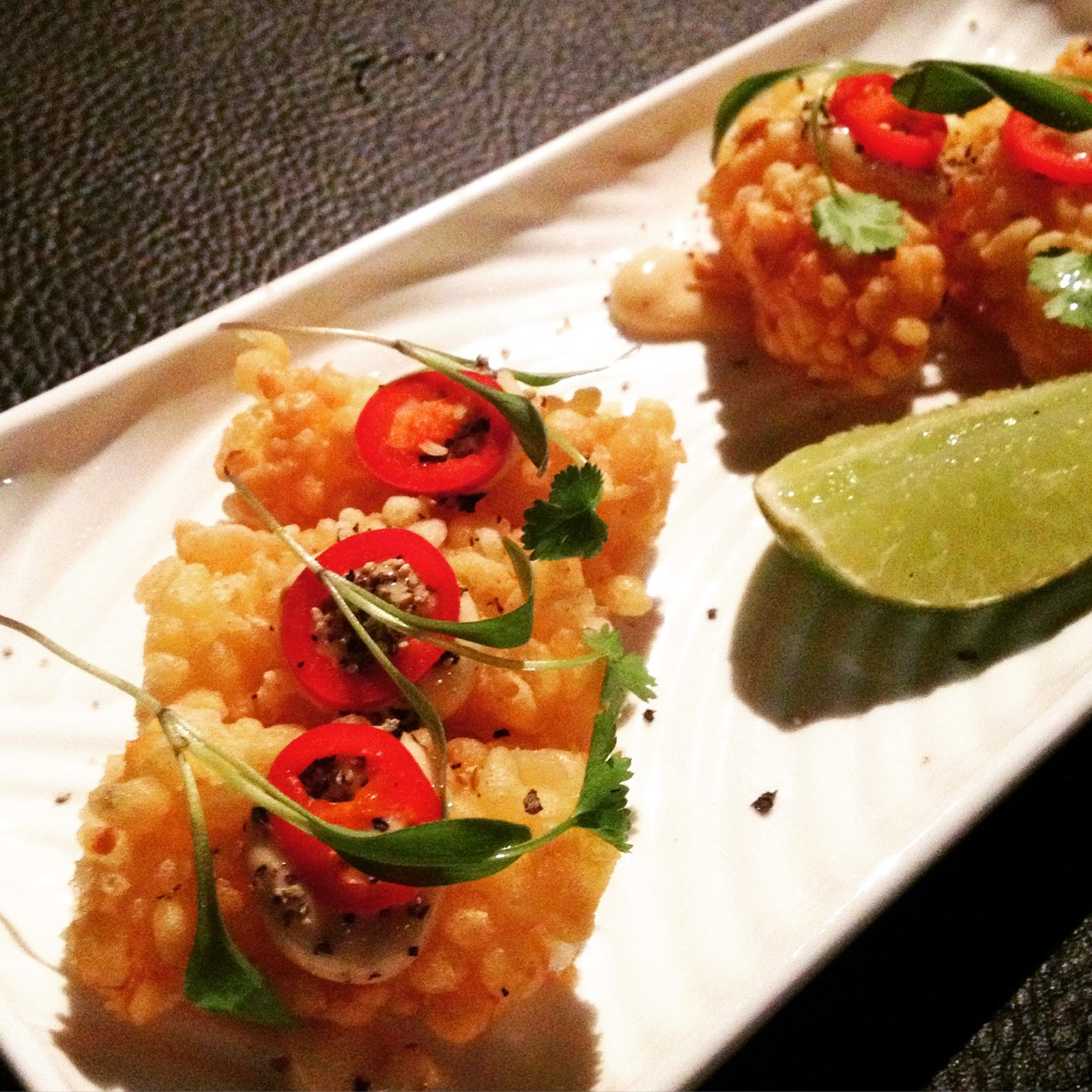 Sticks N Sushi Covent Garden Review