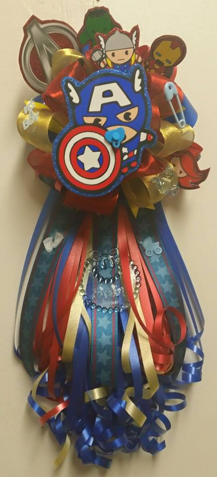adriana 39 s creations boy theme corsages