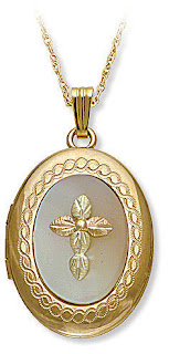 Black Hills Gold locket