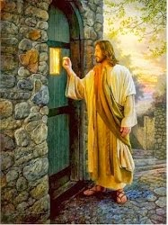 YESHUA STANDS AT THE DOOR OF YOUR HEART. PLEASE LET HIM IN NOW BEFORE IT IS TOO LATE!