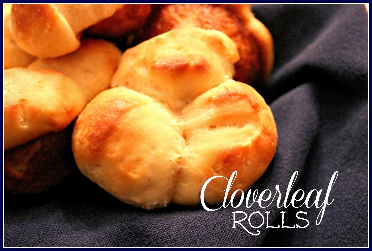 Vanilla Cloverleaf Sweet Rolls Recipes — Dishmaps