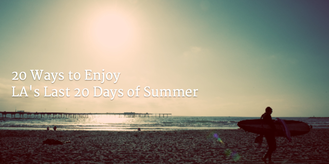 Summer photo credit Lance Anderson Unsplash - Last 20 Days of Summer LA Hello, Handbag