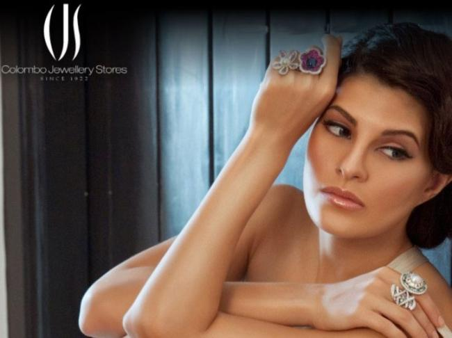 Jacqueline Ferndandezs Latest Beautiful Colombo Jewellery Stores Ads wallpapers wallpapers
