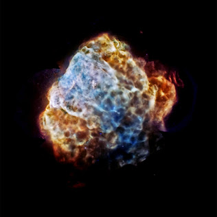 SUPERNOVA EXPLOSION IN X-RAY LIGHT