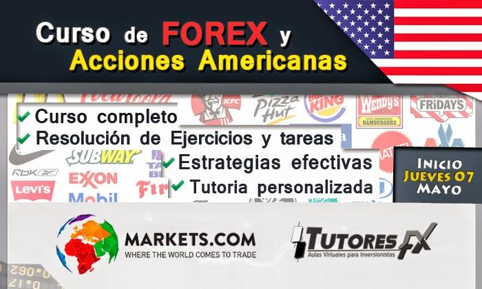 Acciones de forex
