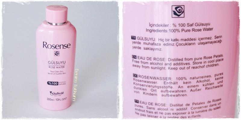 Rosense Gül Suyu - Gül Suyunun Faydaları