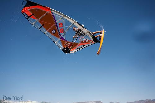 Aleix Sanllehy windsurf