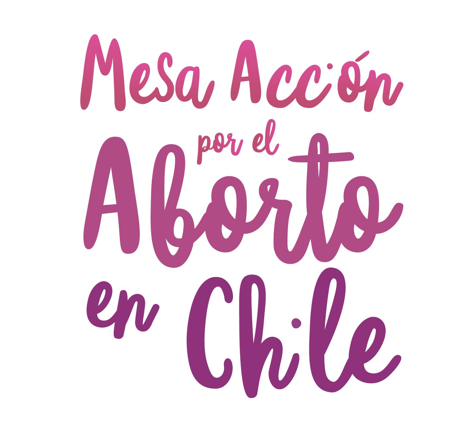 Mesa Acción por el Aborto en Chile