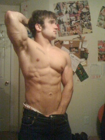 Hairy College Jock Pits