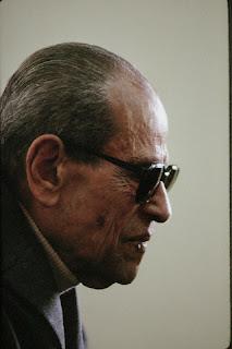 Naguib Mahfuz © Reza/Webistan/Corbis