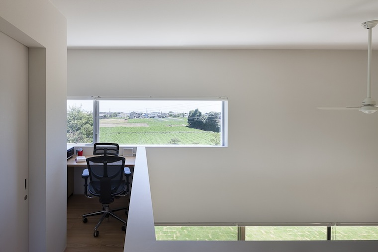 sliding door house by naoi architecture design office inspiring modern home architects sliding door office
