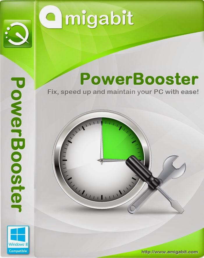 Download Amigabit PowerBooster 4.1.0