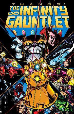 Thanos, gemas destino, guantelete infinito, guardianes galaxia, vengadores, el zorro con gafas