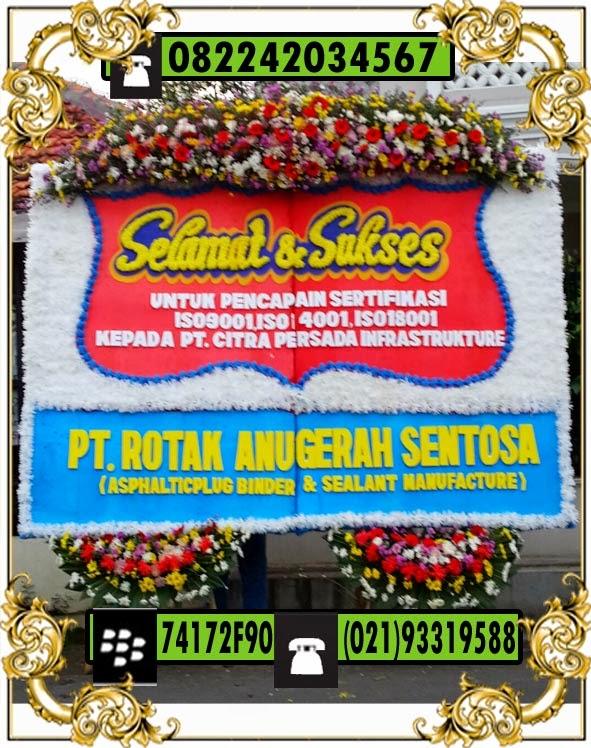 papan bunga ucapan selamat ulang tahun