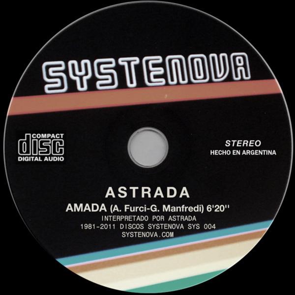 Astrada - Amada (Single Promo 2011)