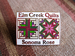 ~My Sonoma Rose Pin~