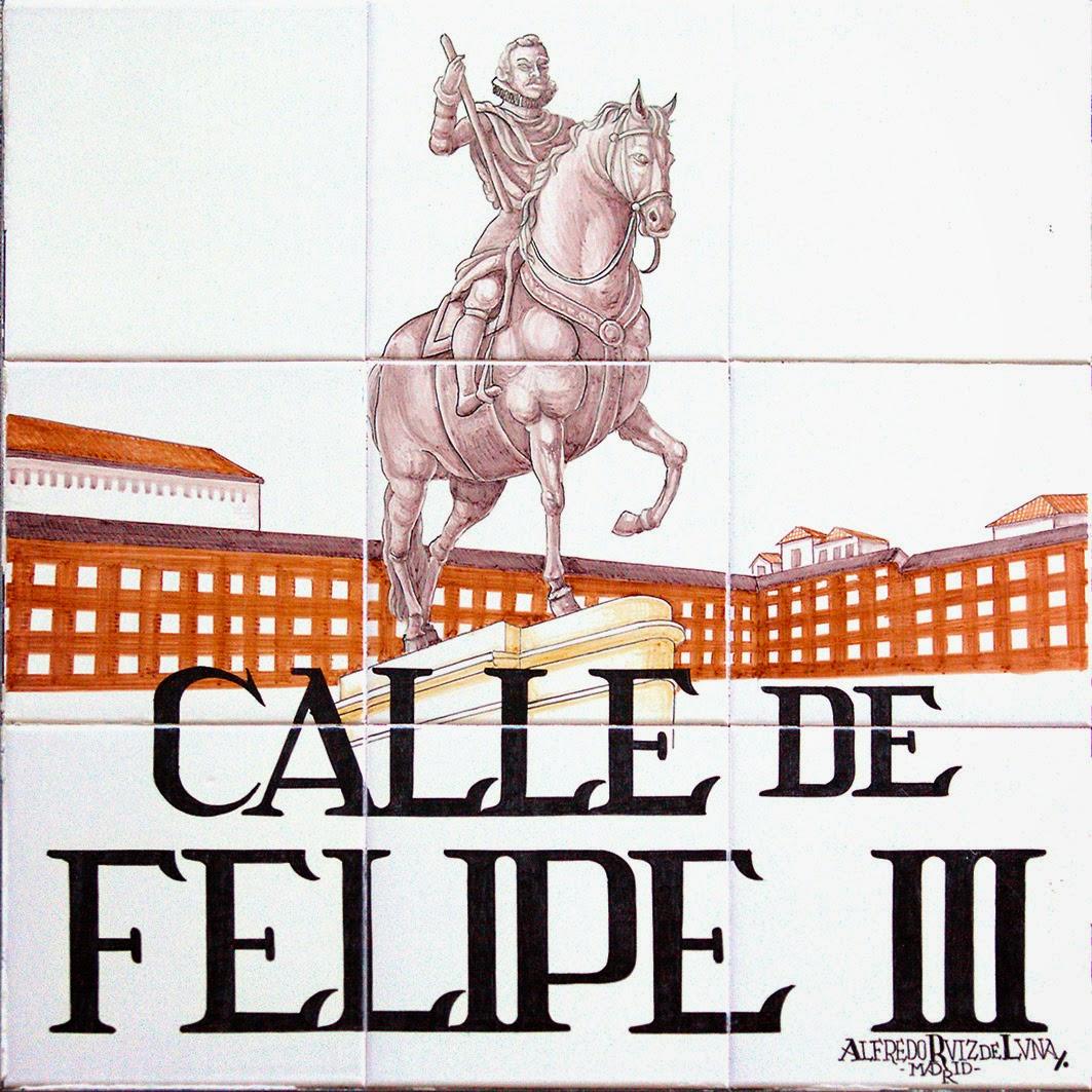 Calle de Felipe III