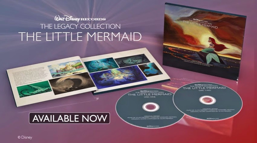Disney Little Mermaid CD