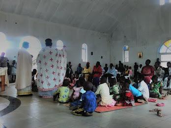 8η αποστολή στην Ουγκάντα.