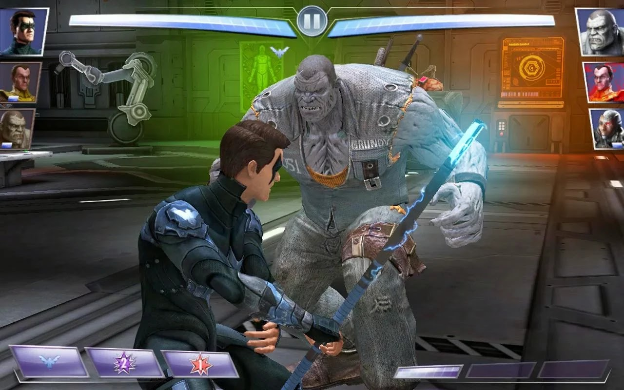 Screenshot Injustice: Gods Among Us Android