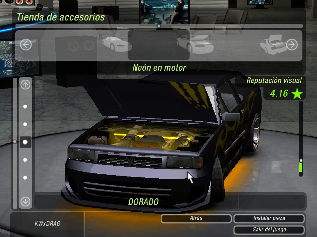 how to add need for speed 3 mod