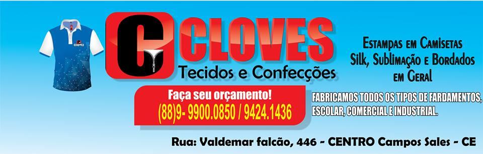 CLOVES TECIDOS E CONFECÇÕES