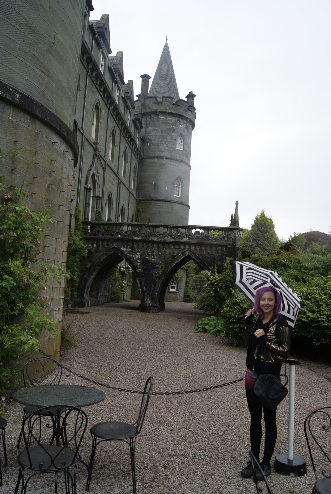 Inveraray, Scotland, holidays, castle