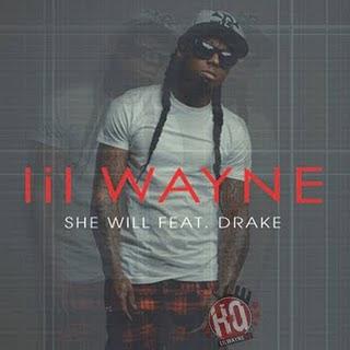 lirik lagu lyrics song chord lil wayne feat drake   she will