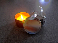 Massage Candles, click on the photo!