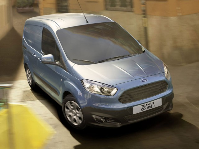 2014 Ford Transit Courier new
