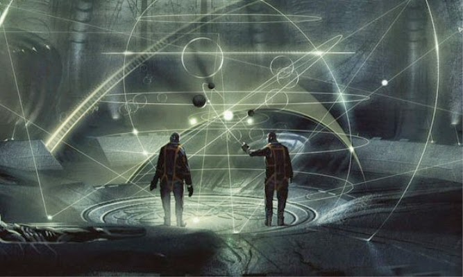 Incredible Discovery: Holographic Library Left By An Advanced Civilization