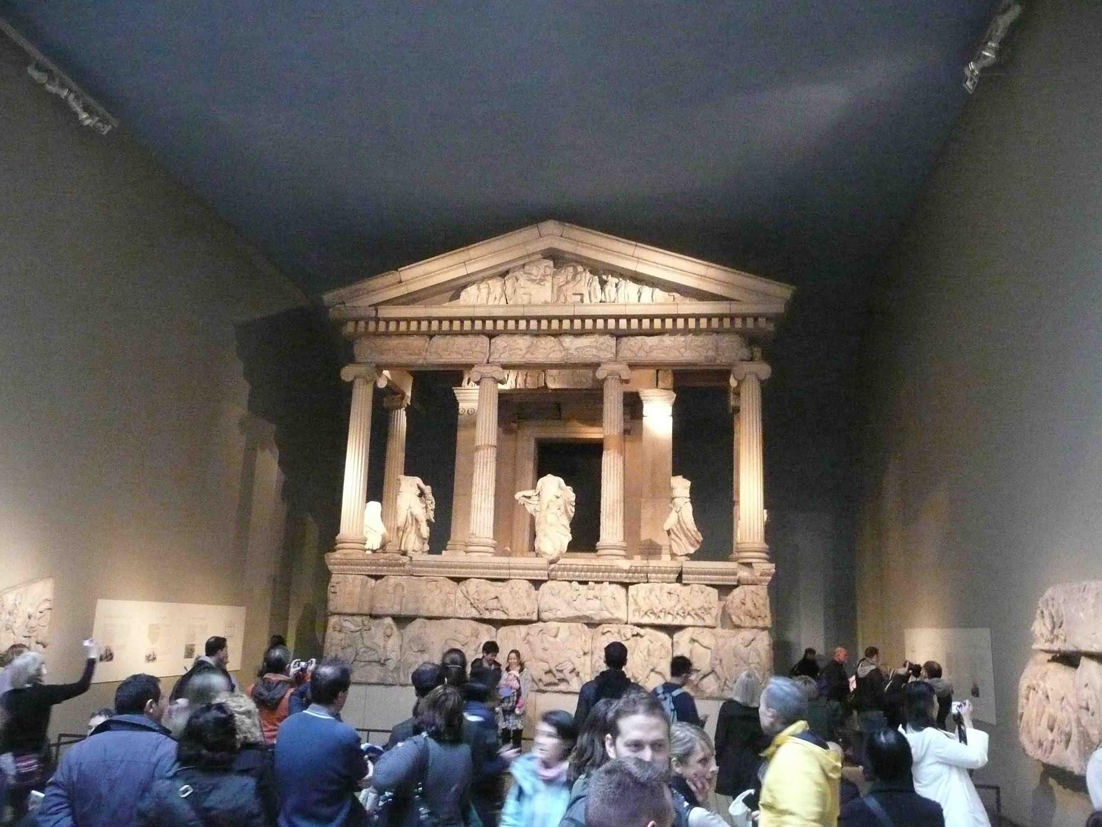 ORHAN BURSALI: 1 Mayıs - Nereidler, British Museuma Nasıl ...