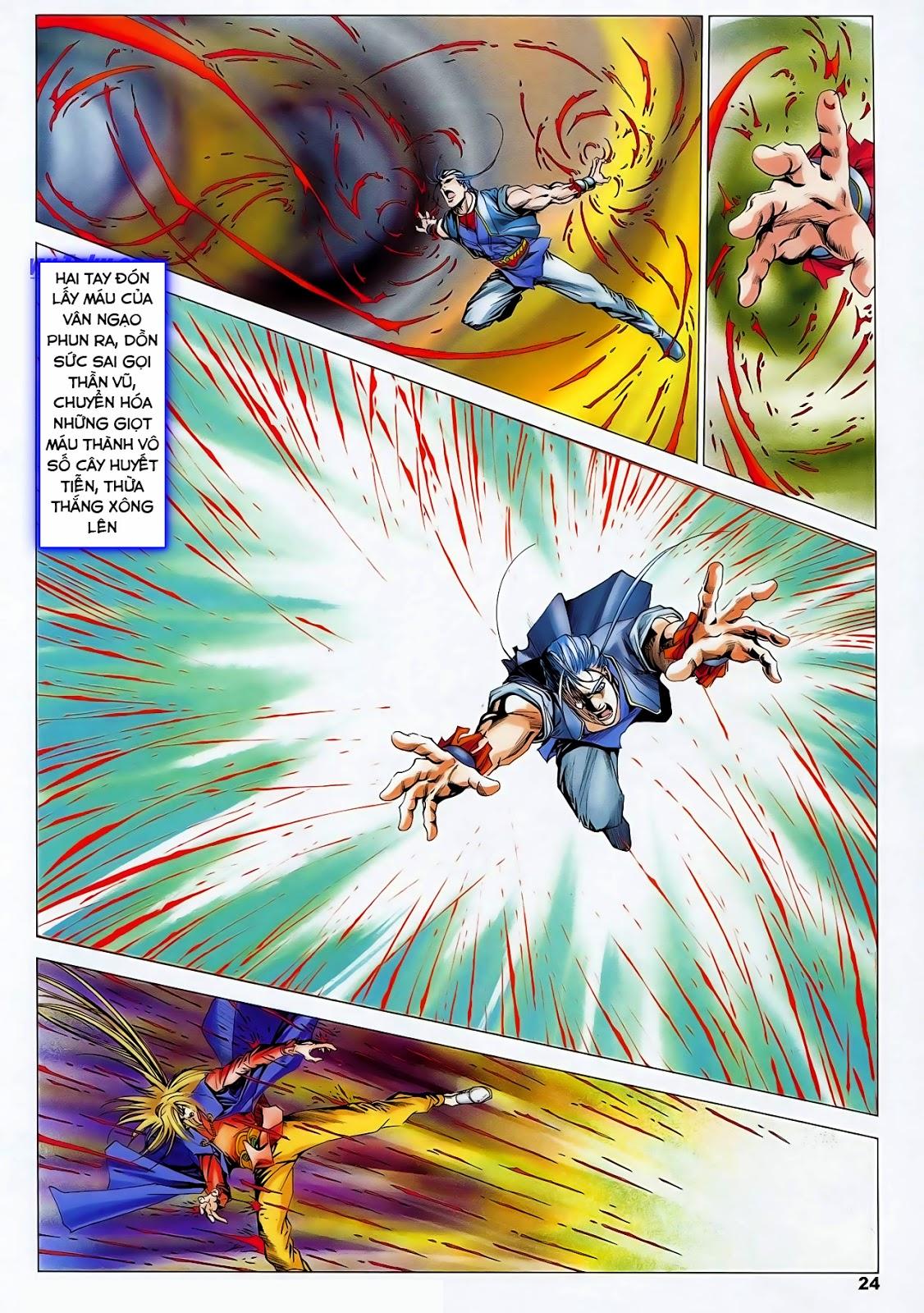 Lục Đạo Thiên Thư chap 47 - Trang 26