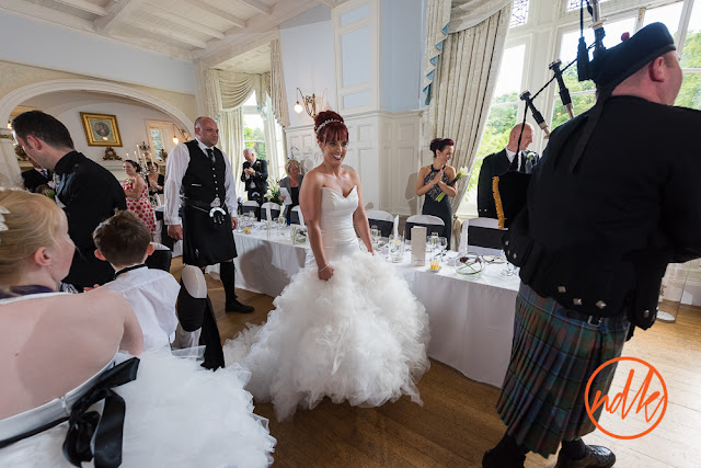 Solsgirth House Hotel Wedding Photography