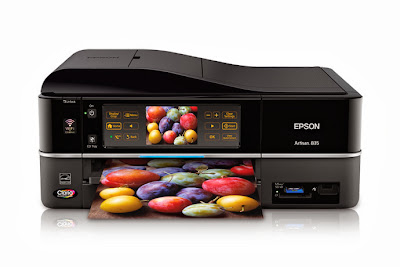 download Epson Artisan 835 printer's driver