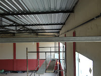 Nivelamento de Forro PVC