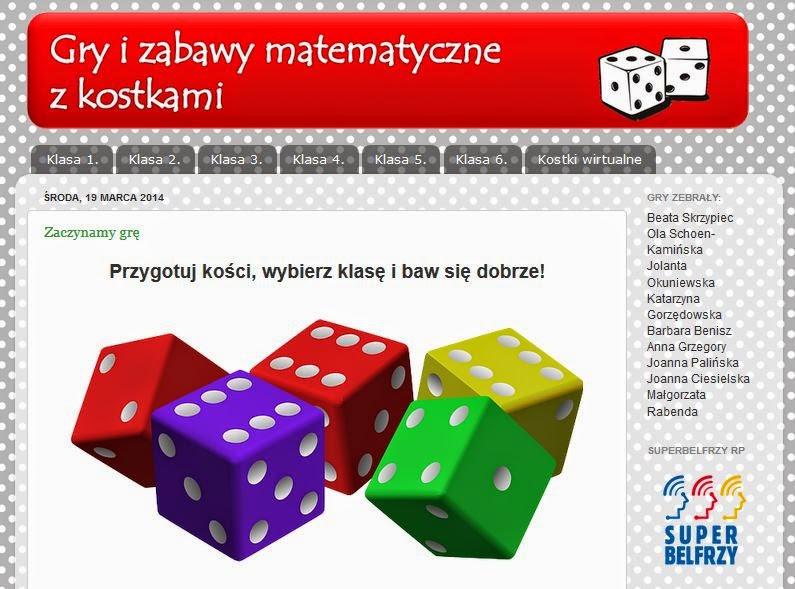 http://kostkinamatmie.blogspot.com/
