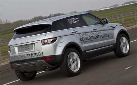 Top Cars New Land Rover Evoque