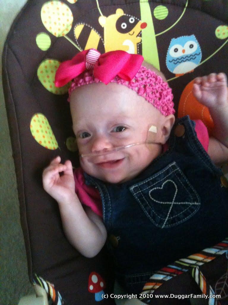 Baby Josie Duggar Update 2013 2015   Personal Blog